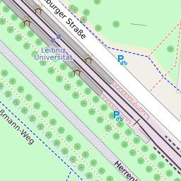 Standortfinder - Leibniz Universität Hannover